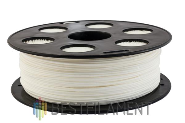 Фото пластика Bestfilament PETG белый 1.75 мм, 1 кг