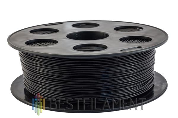 Фото пластика Bestfilament PETG черный 1.75 мм, 1 кг