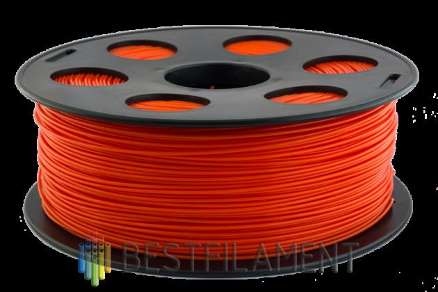 Фото пластика Bestfilament PETG красный 1.75 мм, 1 кг