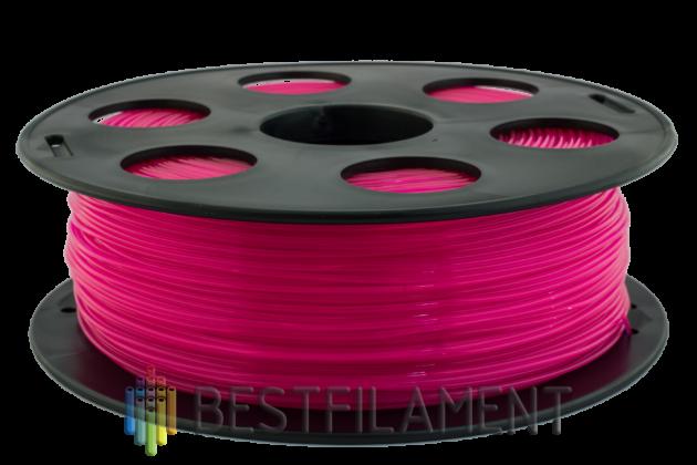 Фото пластика Bestfilament PETG розовый 1.75 мм, 1 кг