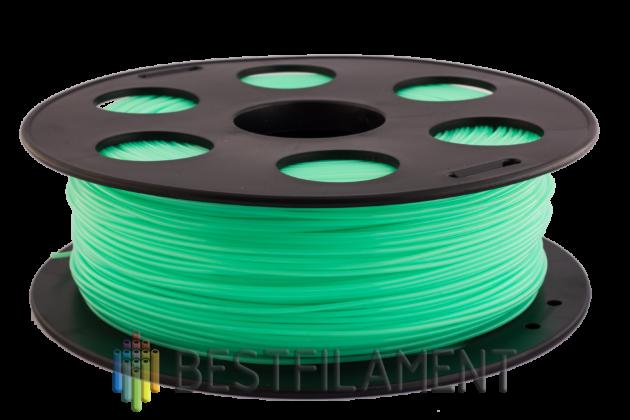 Фото пластика Bestfilament PETG салатовый 1.75 мм, 1 кг
