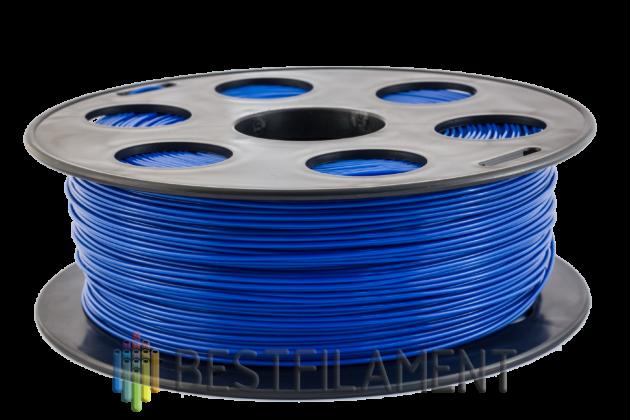 Фото пластика Bestfilament PETG синий 1.75 мм, 1 кг