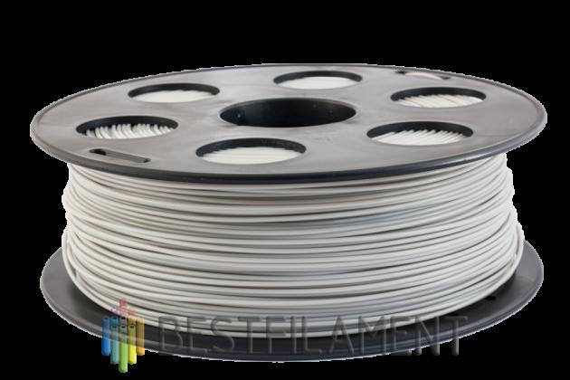 Фото пластика Bestfilament PETG светло-серый 1.75 мм, 1 кг