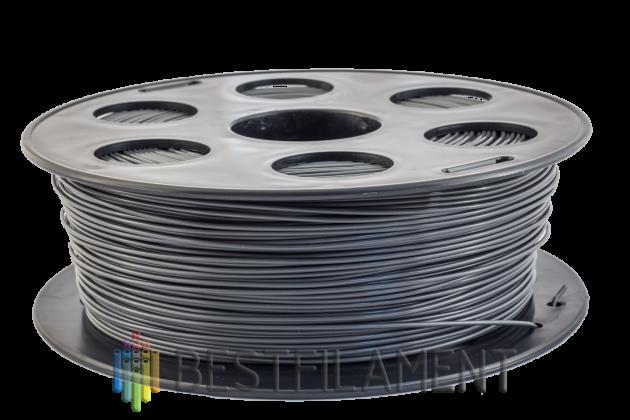 Фото пластика Bestfilament PETG темно-серый 1.75 мм, 1 кг