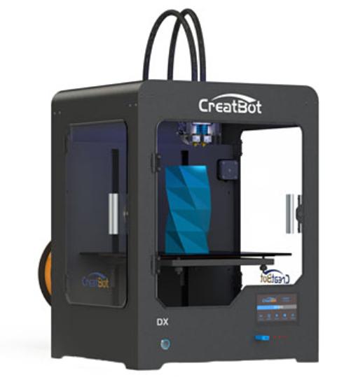 Фото 3D принтера CreatBot DX 1