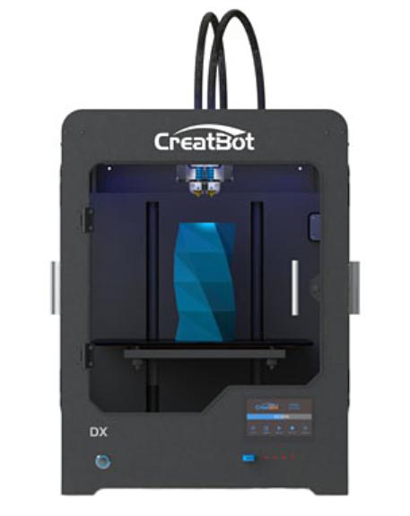 Фото 3D принтера CreatBot DX 2