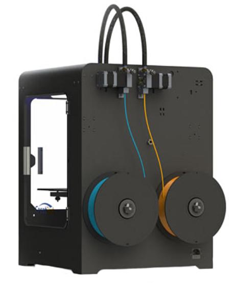 Фото 3D принтера CreatBot DX 4