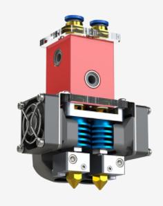 Фото 3D принтера CreatBot DX 5