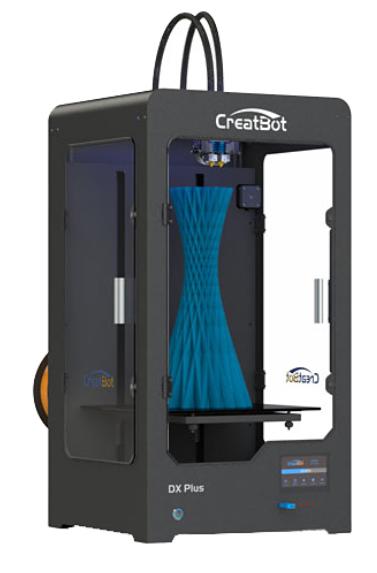 Фото 3D принтера CreatBot DX PLUS 1