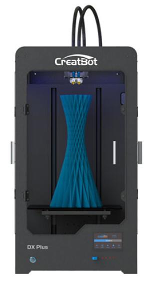 Фото 3D принтера CreatBot DX PLUS 2