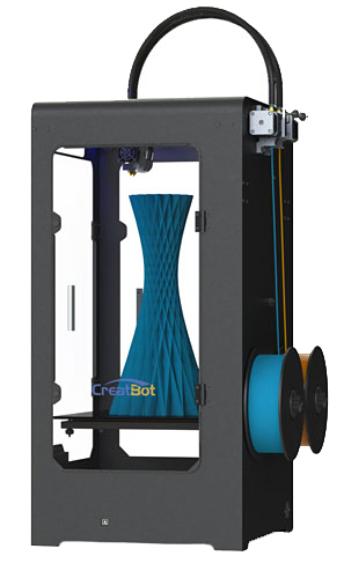 Фото 3D принтера CreatBot DX PLUS 3