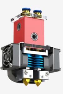 Фото 3D принтера CreatBot DX PLUS 5