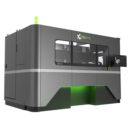 Фото 3D принтера ExOne X1 160Pro