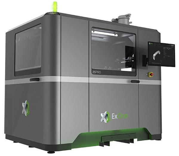Фото 3D принтера ExOne X1 25Pro