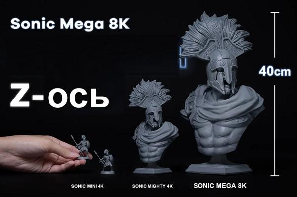 Фото 3D принтера Phrozen Sonic MEGA 8K 5