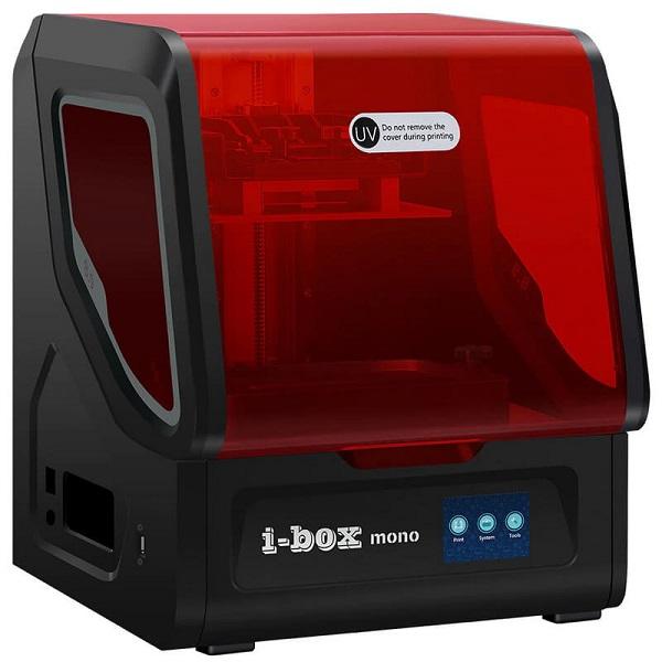 Фото 3D принтера QIDI Tech i-Box 2