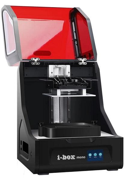 Фото 3D принтера QIDI Tech i-Box 4