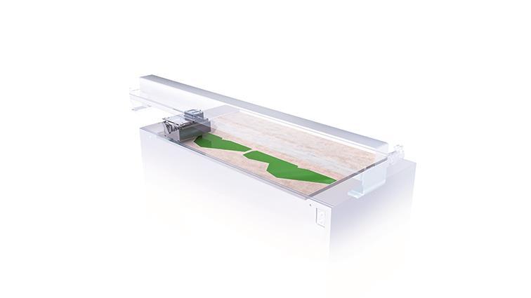 Фото Этапы струйной 3Д печати по технологии Binder Jetting 2