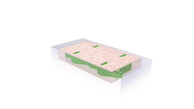 Фото Этапы струйной 3Д печати по технологии Binder Jetting 1
