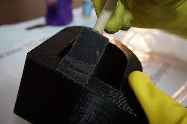 Фото покрытия для финишной обработки XTC-3D BRUSH-ON 0,181 кг 5