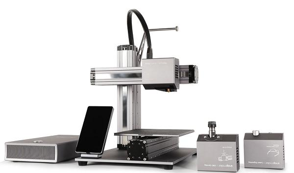 Фото модульного 3D принтера Snapmaker 2.0 A150 3в1 1