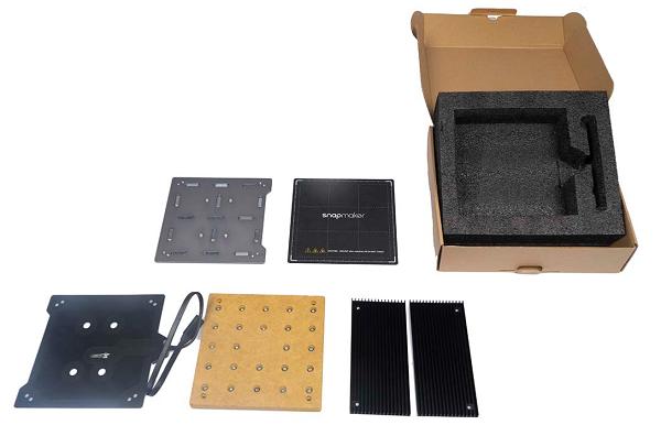 Фото модульного 3D принтера Snapmaker 2.0 A150 3в1 2