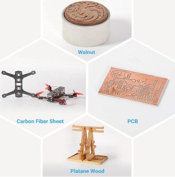 Фото модульного 3D принтера Snapmaker 2.0 A250 3в1 5