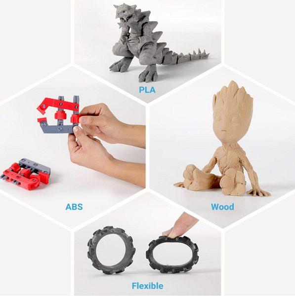 Фото модульного 3D принтера Snapmaker 2.0 A250 3в1 6
