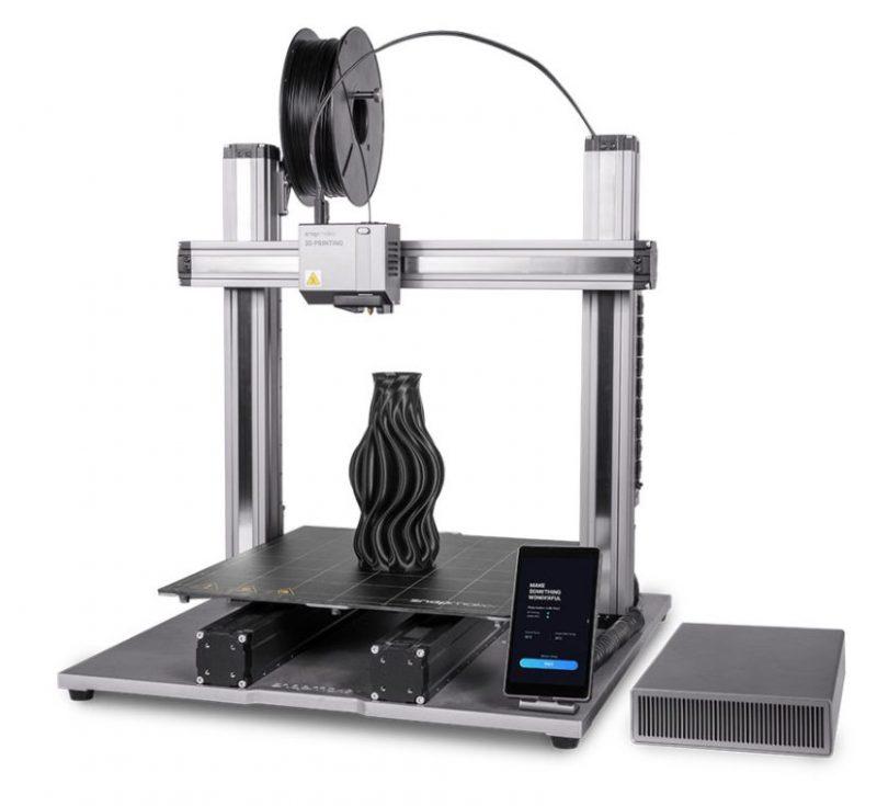 Фото модульного 3D принтера Snapmaker 2.0 A350 3в1 1