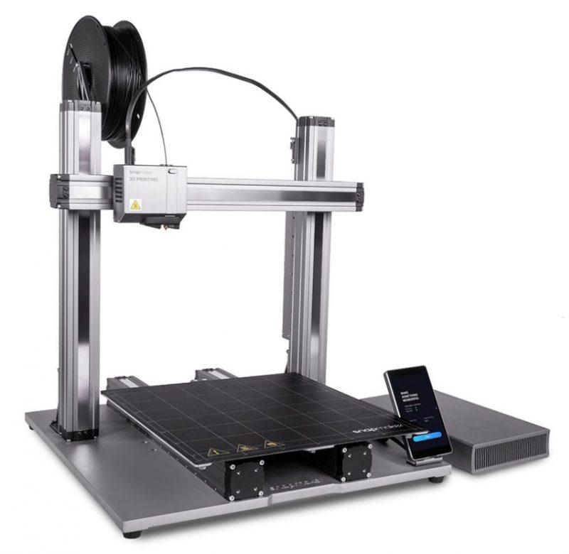 Фото модульного 3D принтера Snapmaker 2.0 A350 3в1 2