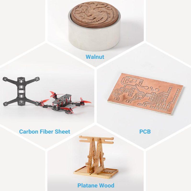 Фото модульного 3D принтера Snapmaker 2.0 A350 3в1 6