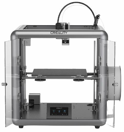 Фото 3D принтера Creality Sermoon D1 1