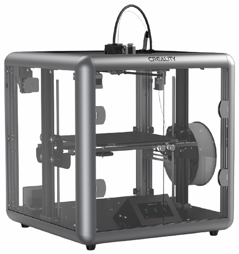Фото 3D принтера Creality Sermoon D1 2