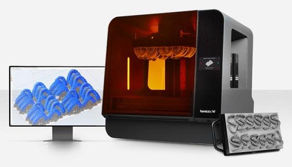 Фото 3D принтера Formlabs Form 3BL 11
