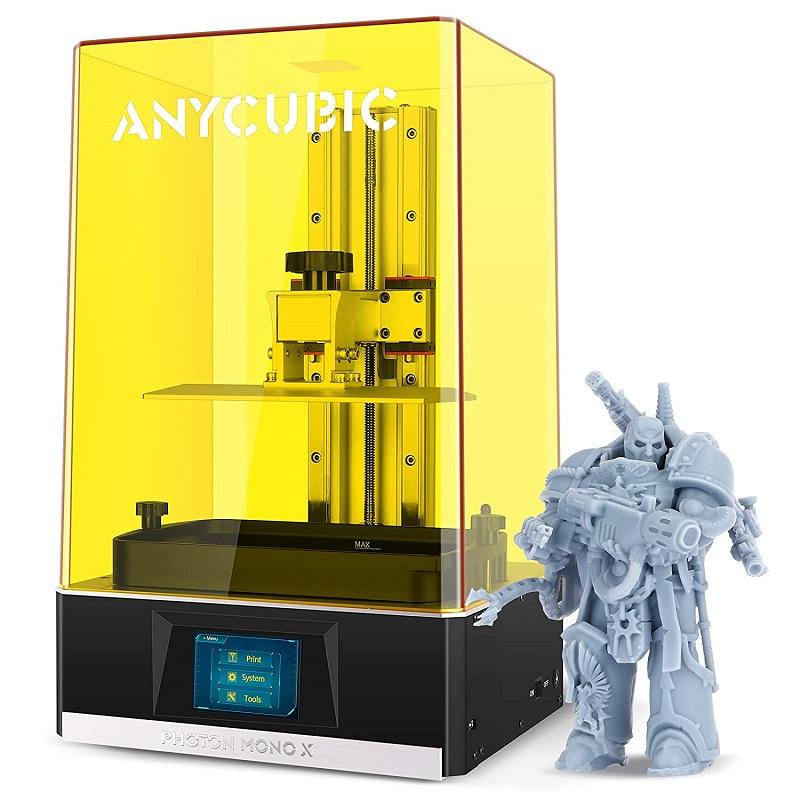 Фото Обзор 3D принтера Anycubic Photon Mono X 1