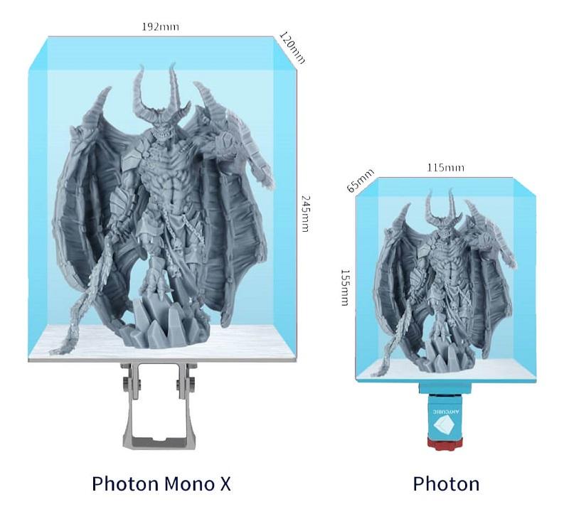 Фото Обзор 3D принтера Anycubic Photon Mono X 3