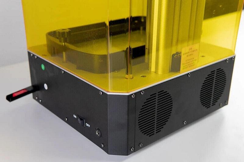 Фото Обзор 3D принтера Anycubic Photon Mono X 5